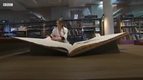 Rare book goes on display in Liverpool