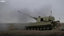 على خط المواجهة مع القوات الأمريكية التي تقاتل تنظيم الدولة