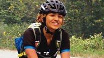 મળો સાઇકલ પર 15 દેશ ફરનારાં વેદાંગી કુલકર્ણીને