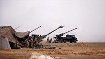 ဆီးရီးယားက အမေရိကန် တပ်ရုပ်သိမ်းမှုရဲ့ ရိုက်ခတ်မှု