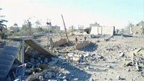 На линии фронта с ИГ: дети в бою и брошенный командир