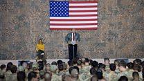Amerikan askerleri çekiliyor: BBC Irak'taki üste