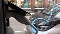 How hard is it to have an electric car in London?