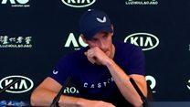 Энди Маррей не сдержал эмоции, объявляя о завершении карьеры в этом году