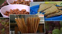 فیبر مواد غذایی دشمن سرطان روده و بیماریهای قلبی