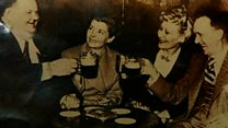 Laurel and Hardy 'shrine' in pub