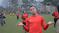Sunday League side gains YouTube followers