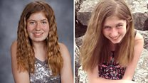 Missing girl lauded for 'courageous' escape