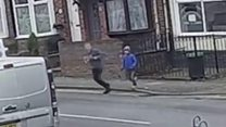 Boy, 7, chases puppy thief