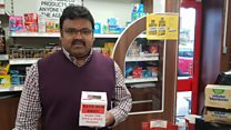 Villagers fight to keep corner shop open