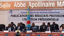 """""""Le recomptage des voix peut être une solution en RDC """""""