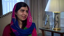 What does Malala do for fun?