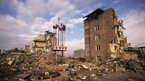 شاهد عینی: ماجرای زمینلرزۀ مرگبار ارمنستان
