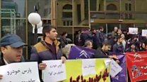 اعتراض خریداران خودرو در ایران به تاخیر در تحویل و گرانی