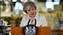 PM: Voting against my deal puts Brexit at risk