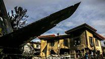 جزییات سقوط هواپیمای باری ارتش در استان البرز