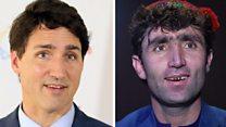'Everyone calls me Afghan Justin Trudeau'