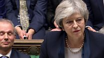 May: British people 'want this issue settled'