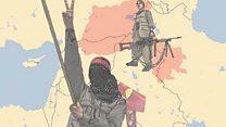 لماذا هناك خلاف بين أمريكا وتركيا على الأكراد؟