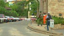 နိုင်ရိုဘီဟိုတယ် တိုက်ခိုက်မှု ၁၄ ဦးသေဆုံး