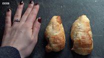 Sadece elinizi kullanarak yemekte doğru porsiyon nasıl bulabilirsiniz?