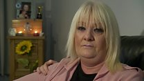 'My message is: Don't join paramilitaries'