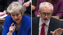 استیضاح دولت بریتانیا در پی شکست سنگین توافقنامه برگزیت