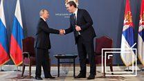 Чего ждут сербы от визита Путина?