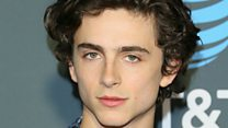 Chalamet: 'there is an addiction crisis'