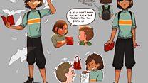Ciptakan superhero anti-bullying, pelajar Indonesia menang lomba komik dunia