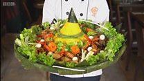 وجبات عالمية: التمبنغ من إندونيسيا
