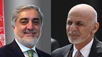 روز آخر ثبتنام انتخابات ریاست جمهوری افغانستان هم اشرف غنی آمد هم عبدالله