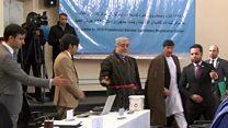 افغان ولسمشرۍ ټاکنې: د نوملیکنې ورځ تر پایه کاندیدان ۱۶ شول