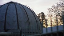 Stargazing from London's 100 year old observatory