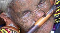 Tetovaže lica u Mjanmaru