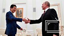 Как друзья: Путин и Абэ все же обсудят Курилы