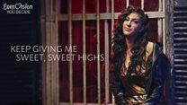 Sweet Lies sung by Anisa