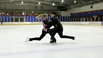 Are skating teens the next Torvill and Dean?