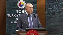 اردوغان در مسکو با پوتین درباره سوریه گفتوگو کرد