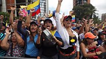 'Venezuela has outgrown you!'