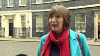 TUC chief tells PM to 'start listening'