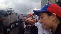 Протестувальники зайняли вулиці столиці Венесуели