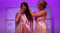Aysha Khan crowned Miss Lancashire