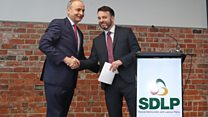 SDLP-FF pairing 'uncomfortable for some'