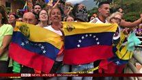 Au Venezuela, violente battaille pour les rênes du pays