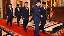 خاندانهای سلطنتی مالزی شاه تازه انتخاب میکنند