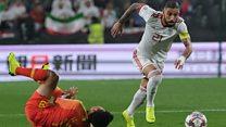 مروری بر پیروزی تیم ملی فوتبال ایران بر چین