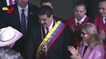 Les Etats-Unis battent le rappel pour renverser Maduro
