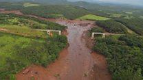 Hundreds missing after Brazil dam collapse