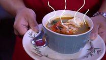 وجبات عالمية: حساء توم يوم من تايلاند
